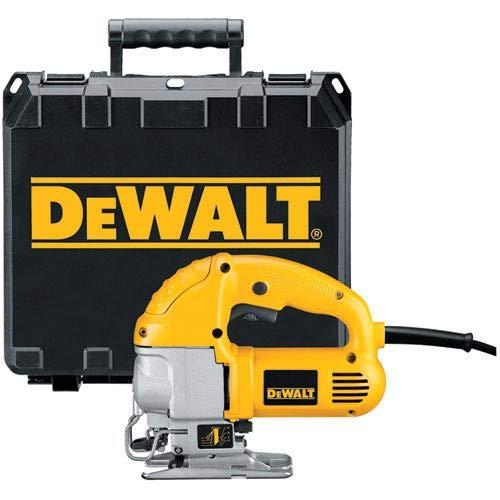 DEWALT DW317KR 5.5 Amp Top Handle Jig Saw Kit (Certified Refurbished)