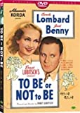 Movie DVD - To be or Not to be (Region code : all)