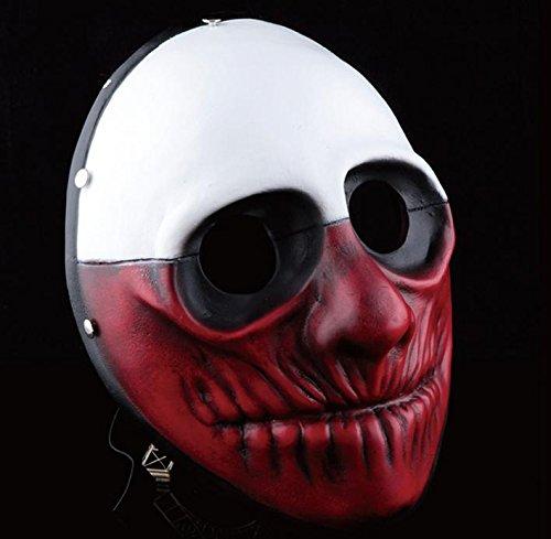 meg Old Man Mask Masquerade Cosplay Halloween Party