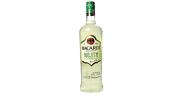 Bacardi Bacardi Mojito 14,9º - 1000 ml: Amazon.es ...