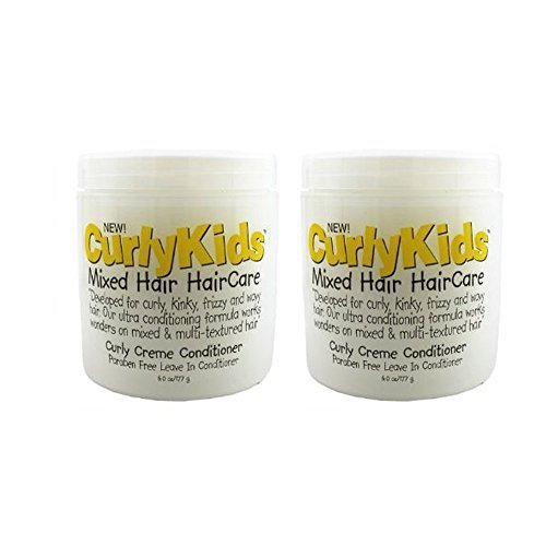 Curlykids Creme Conditioner Pack 2