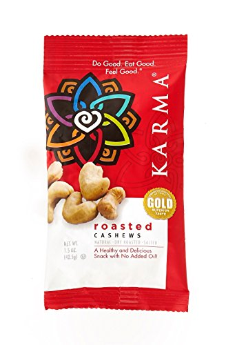KARMA Premium Cashews Roasted Salted product image
