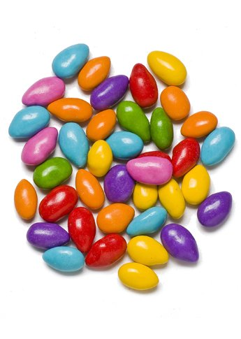 Mix Assorted Sunlights 5lb - Chocolate Covered Sunflower Seeds