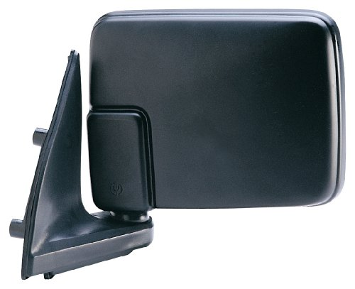 Fit System 67002B Dodge/Mitsubishi Pick-Up Driver Side Replacement OE Style Manual Folding Mirror