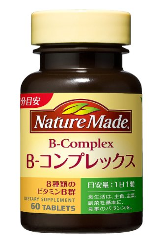 오오츠카   네이처메이드 B-컴플렉스 60알