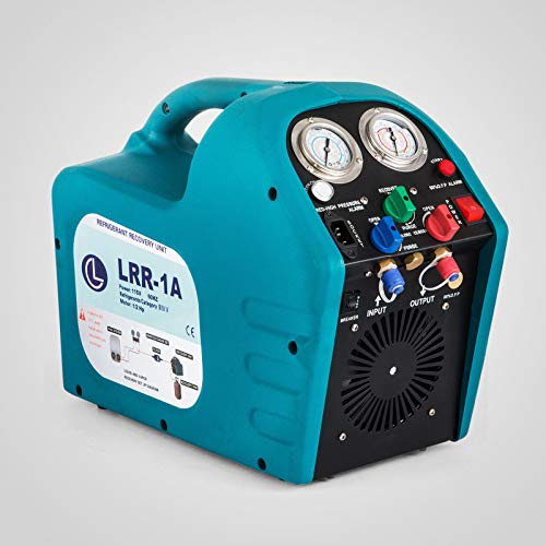 9TRADING Promax Cube RG6 Refrigerant Recovery Machine CHARGING UNIT New