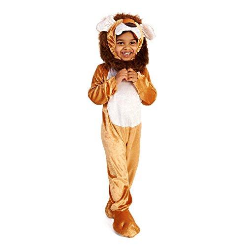 Lion  (Lion Mane Costume For Kids)