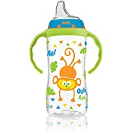 NUK Jungle Designs Large Learner Cup in Patterns, Boy...
