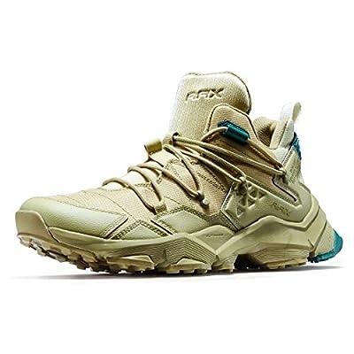 RAX Men's Cushioning Outdoor Antiskid Hiking Shoe Lightweight Trekking Camping Shoe | Hiking Shoes