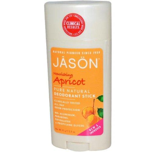 Apricot & E Stick Deodorant-70 g Brand: Jason Naturals