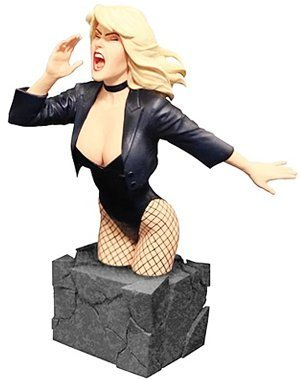 dc direct black canary - 8