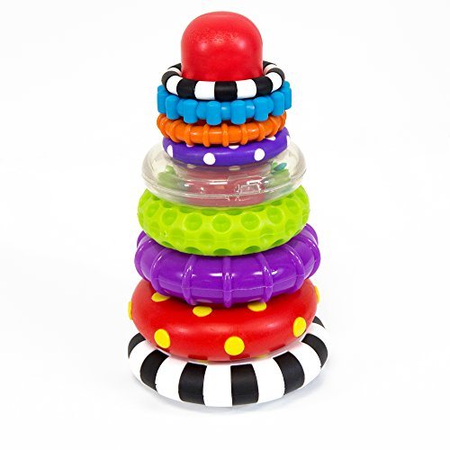 Sassy Stack of Circles by Hamacher