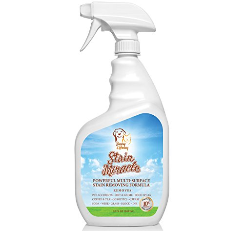 Sunny & Honey Stain Miracle Powerful Multi-Surface Stain Remover, 32 fl. oz.