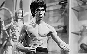 DIY Customised Bruce Lee Jeet Kune Do Chinese Gongfu Poster Wall 20X30 Inch