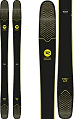 Freeriders delight, this truly unique ski provides an out of this world experience. The all-new Rossignol SOUL 7 HD has been rebuilt from the ground up, providing the ultimate progression oriented, adaptable ski. Featuring the all-new Air Tip...
