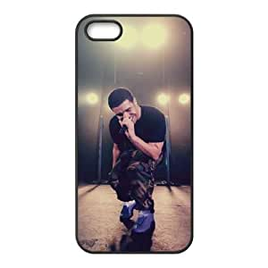 Drake Custom Cover Case with Hard Shell Protection for Iphone 5,5S Case lxa#7103759