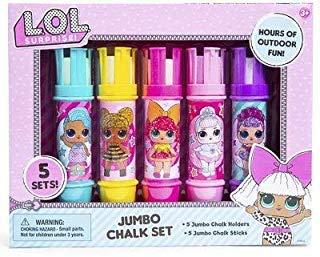 - MGA LOL Jumbo Chalk Set