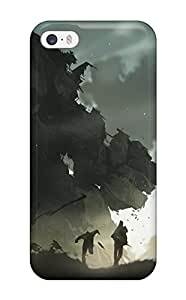 Hot XAGZpLO6996haxlW Giant Fantasy Abstract Fantasy Tpu Case Cover Compatible With Iphone 5/5s