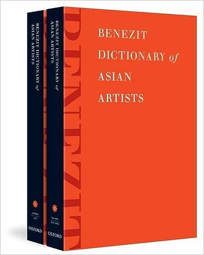Benezit Dictionary of Asian Artists