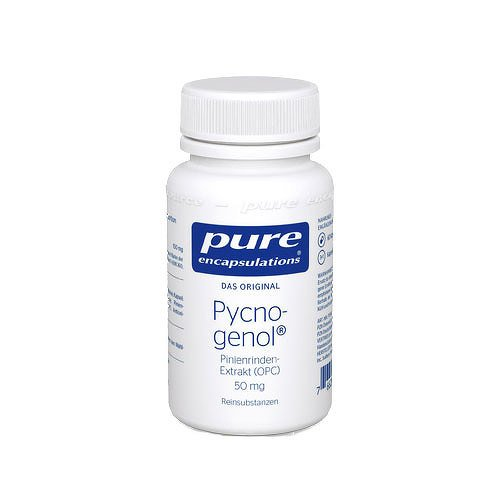 PURE ENCAPSULATIONS Pycnogenol 50 mg Kapseln 60 St Kapseln