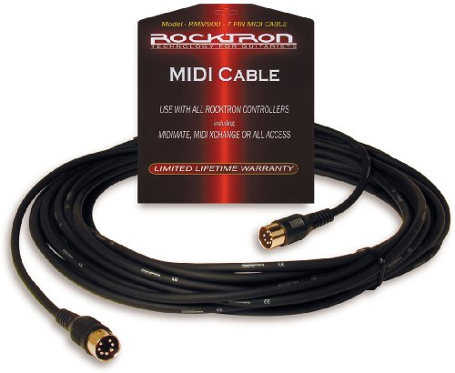 Rocktron 20' 7 Pin Midi Cable