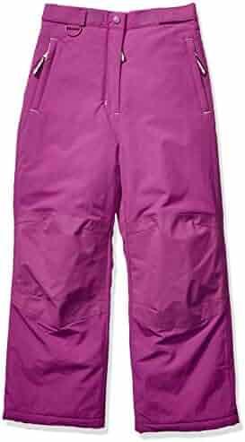 Amazon Essentials Girls' Water-Resistant Snow Pant