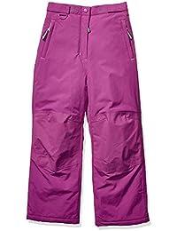 Girls' Water-Resistant Snow Pant
