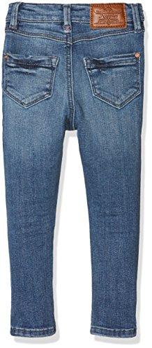 Blue Nizan Azul para G Jeans C306 Denim Vaqueros Noppies Niñas Skinny tF80Unq