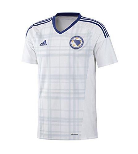 Adidas 2016-2017 Bosnia Herzegovina Away Football Jersey (XL)