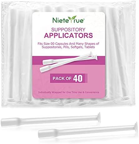 Disposable Vaginial Applicators Individually...