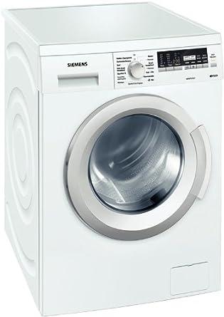 Siemens IQ500 WM14Q441 Waschmaschine Frontlader A 174 KWh Jahr 1400 UpM