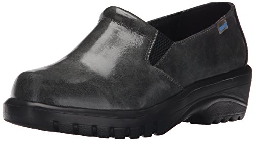 Cherokee Women's Peacock Work Shoe, Grey/Black Marble, 6.5 M US