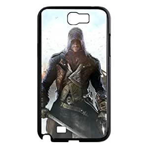 Samsung Galaxy N2 7100 Cell Phone Case Black Assassin's Creed Unity M6S2HX