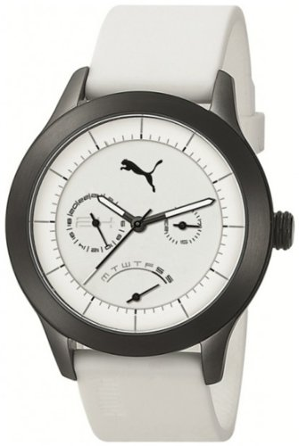 Puma Curve - L White Men's watch #PU102681003