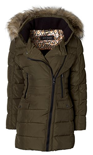 Quilted Winter Coat - 3