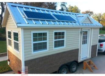 Tiny House 600w Off Grid Solar Power System - Small Base Kit