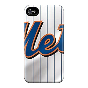 Iphone 6 RjH7804Zrnu Provide Private Custom Nice New York Mets Pictures Bumper Hard Cell-phone Cases -MansourMurray