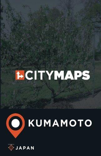 City Maps Kumamoto Japan