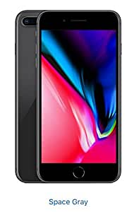 "Apple iPhone 8, Fully Unlocked 4.7"", 64 GB - Space Gray"