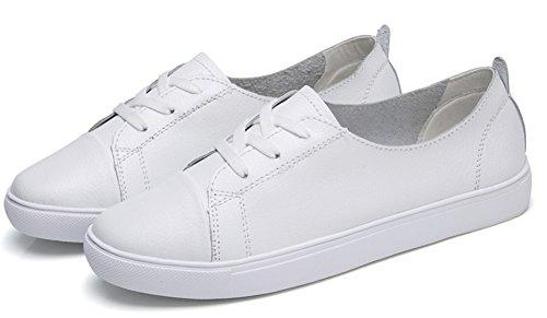 Sneakers Tennis Femme Aisun Original Fermée Coupe 1TpWXWqF