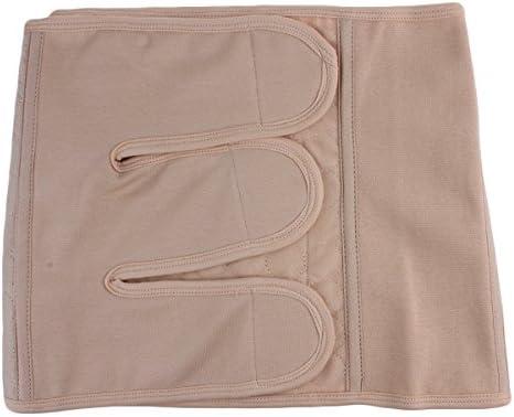 Zcargel Elastic Sweat Absorption Soft Cotton Postpartum Pregnancy Abdominal Binder Belly Tummy Support Girdle Band Belt for Waist Slimming Shaper Wrapper Abdomen Support 1