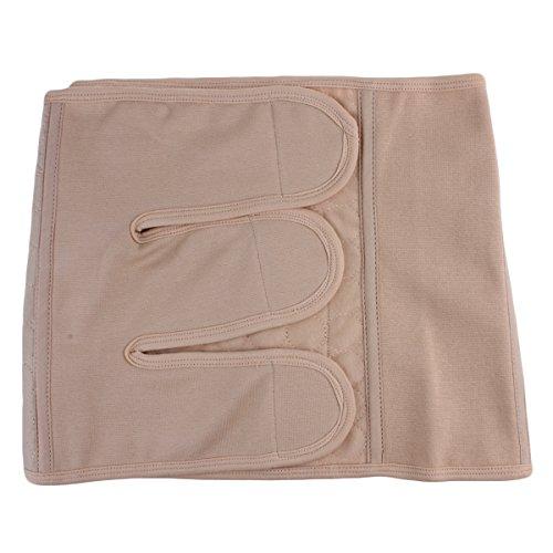 Zcargel Elastic Sweat absorption Soft Cotton Postpartum Pregnancy Abdominal Binder Belly Tummy Support Girdle Band Belt for Waist Slimming Shaper Wrapper Abdomen Support