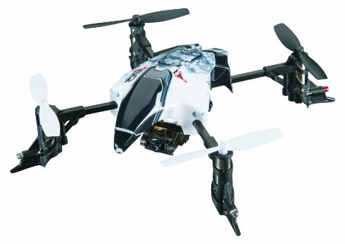 Heli Cam (Heli-Max 1SQ V-CAM RTF Quadcopter)