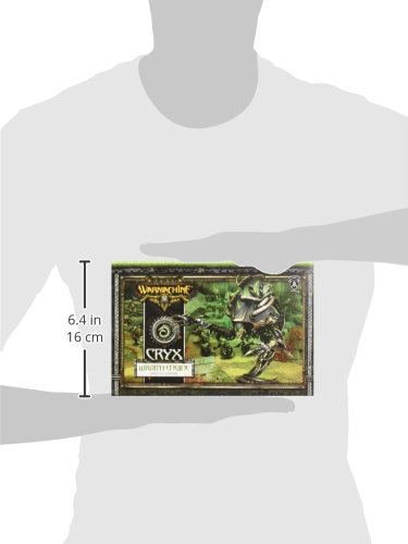 Privateer Press - Warmachine - Cryx: Wraith Battle Engine Model Kit 5