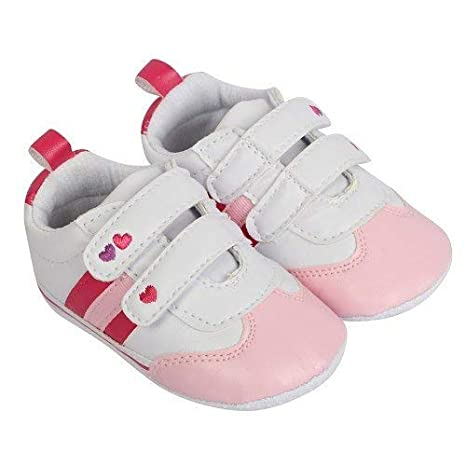 Morisons Baby Dreams Baby Shoes, Pink