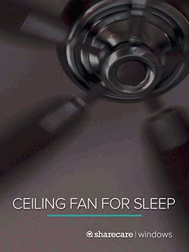 Ceiling Fan for Sleep 9 hours (Ceiling Fan)