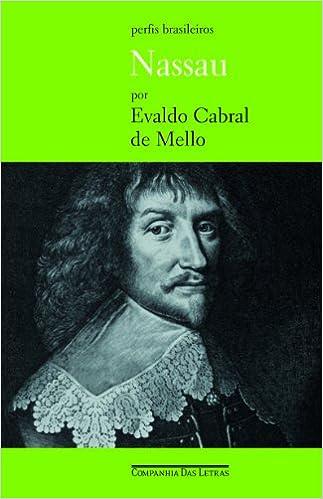 Book Nassau: Governador do Brasil Holandês(Portuguese Edition)