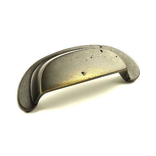 Century Hardware 19545-AI Whistler Cup Pull, Bronze by Century Hardware