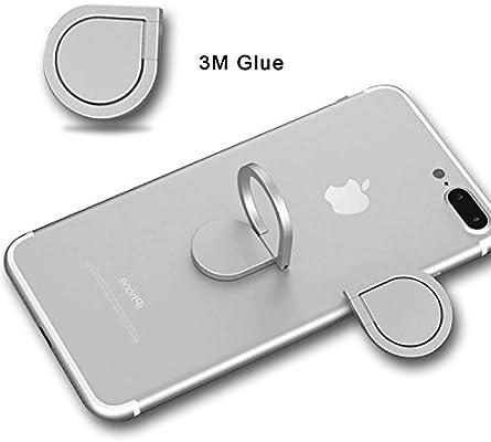 COOSA Soporte de teléfono anillo soporte Universal Smartphone ...