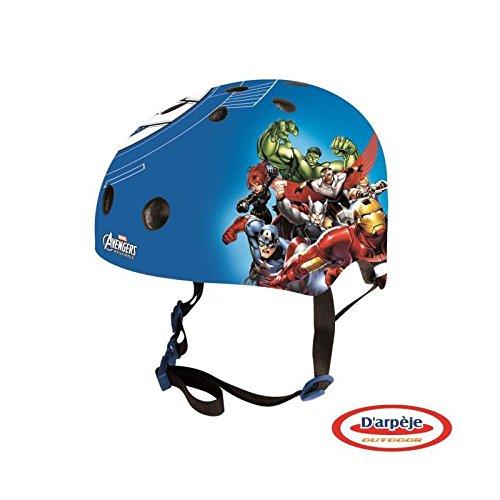 Avengers - Casco de protección (DArpèje OAVE175), talla S (53-55 cm): Amazon.es: Juguetes y juegos